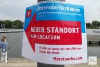 """Hier hätte das """"Institut für unvorhergesehene Zusammenarbeit"""" vom Künstlerduo Gintersdorfer/Klaßen eigentlich stattfinden sollen. (Foto: Ralf Clausen)"""