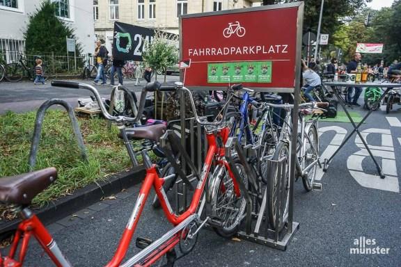 Parking Day 2021 (Foto: Luca Jacob)