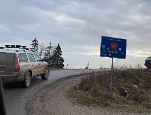 Vlog – ScanCoveryTrial 2020 – Dag 6 – Langs de Russische grens