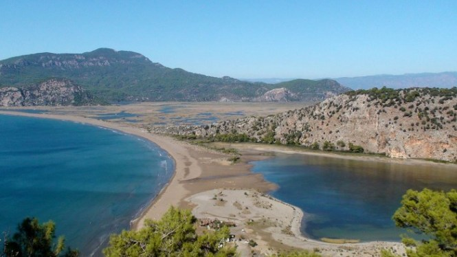 1280px Iztuzu strand - TOP 10 MOST BEAUTIFUL BEACHES IN EUROPE