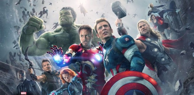 Avengers Age of Ultron - TOP 10 MOST SUCCESSFUL CINEMA MOVIES BASED ON GLOBAL REVENUE