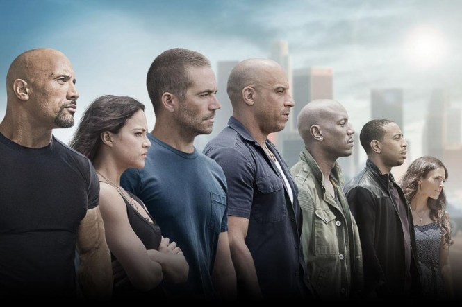 Furious 7 - TOP 10 MOST SUCCESSFUL CINEMA MOVIES BASED ON GLOBAL REVENUE