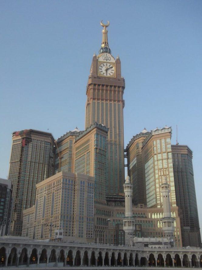 Abraj Al Bait 768x1024 - TOP 10 HIGHEST BUILDINGS IN THE WORLD