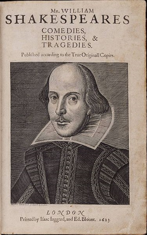 Mr. William Shakespeares Comedies Histories Tragedies  - TOP 10 MOST EXPENSIVE BOOKS EVER SOLD AT AUCTION