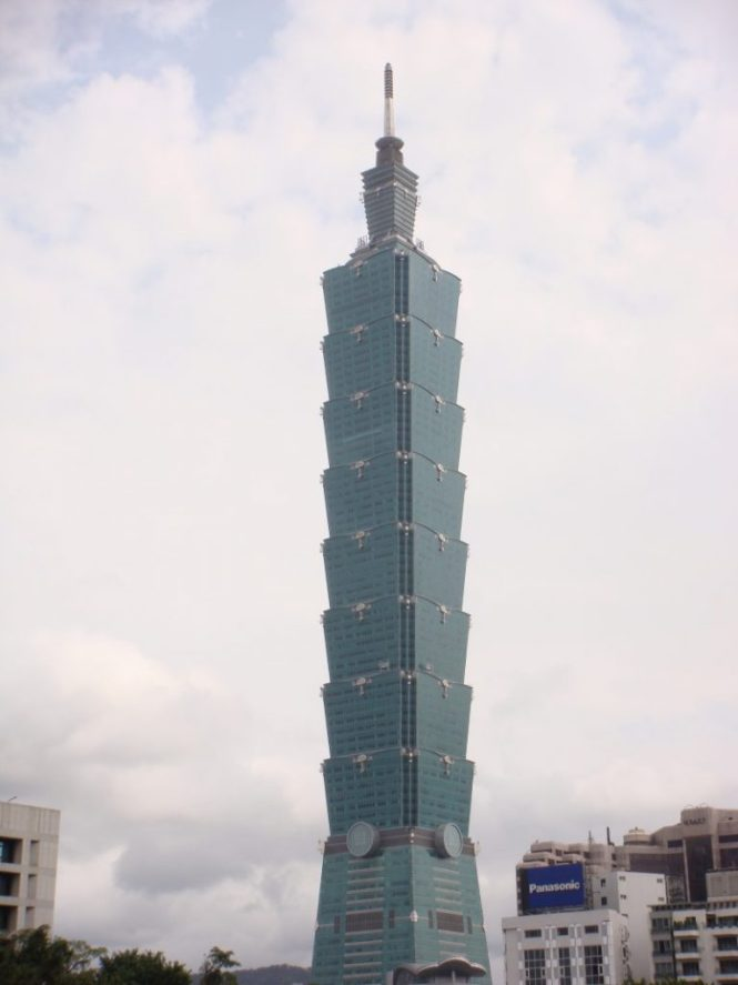 Taipei 101 2 768x1024 - TOP 10 HIGHEST BUILDINGS IN THE WORLD