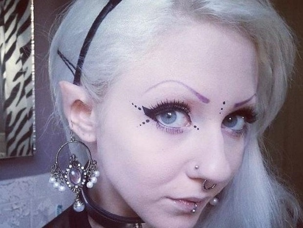 oren - TOP 10 MOST EXTREME SHAPES OF BODY MODIFICATION