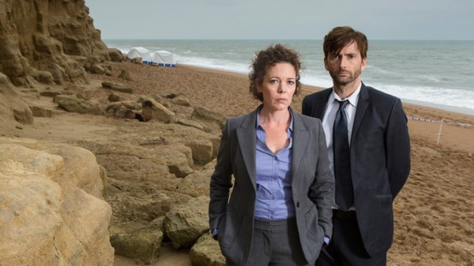 Broadchurch - TOP 100 BEST AND MOST POPULAR SERIES ON NETFLIX