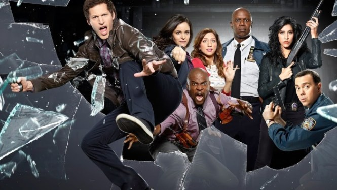 Brooklyn Nine Nine - TOP 100 BEST AND MOST POPULAR SERIES ON NETFLIX
