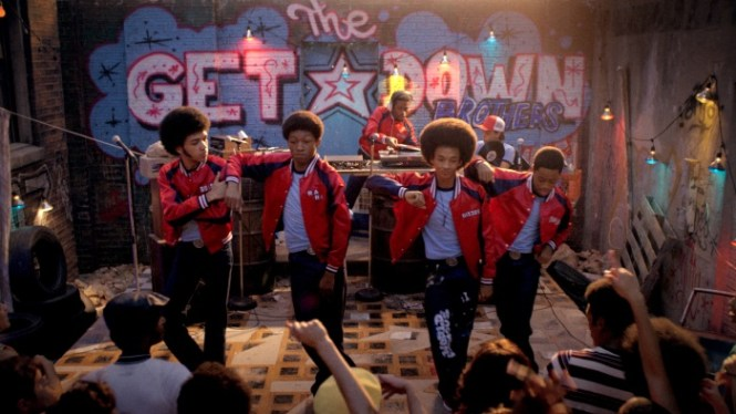 The Get Down - TOP 100 BEST AND MOST POPULAR SERIES ON NETFLIX
