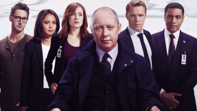 the blacklist - TOP 100 BEST AND MOST POPULAR SERIES ON NETFLIX