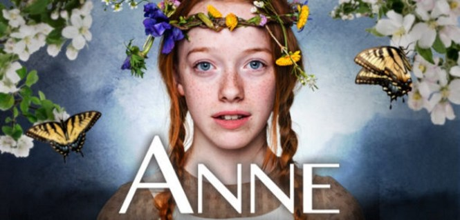 Anne with an E - TOP 100 BEST AND MOST POPULAR SERIES ON NETFLIX