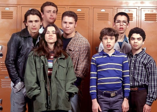 Freaks and Geeks - TOP 100 BEST AND MOST POPULAR SERIES ON NETFLIX