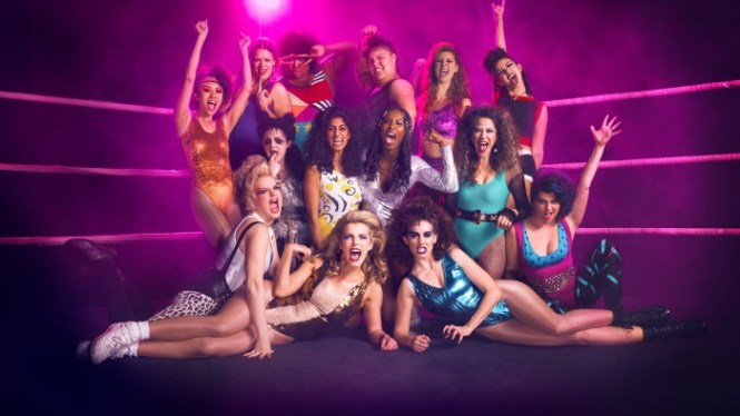 GLOW - TOP 100 BEST AND MOST POPULAR SERIES ON NETFLIX