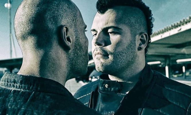 Gomorra - TOP 100 BEST AND MOST POPULAR SERIES ON NETFLIX