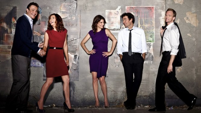 How I Met Your Mother - TOP 100 BEST AND MOST POPULAR SERIES ON NETFLIX