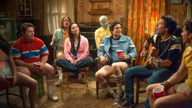 Wet Hot American Summer First Day of Camp - TOP 100 BEST AND MOST POPULAR SERIES ON NETFLIX