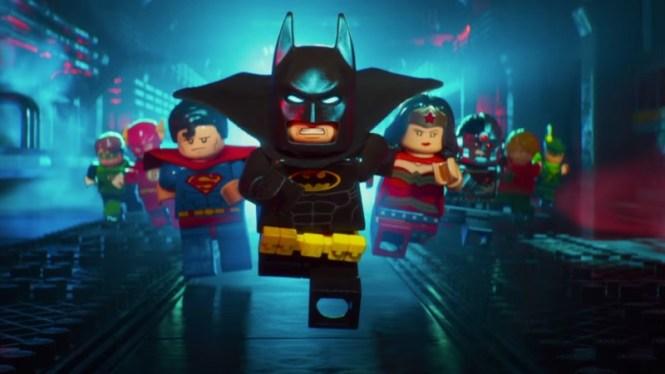 lego batman - TOP 10 BEST CHILDREN'S CINEMA MOVIES 2017