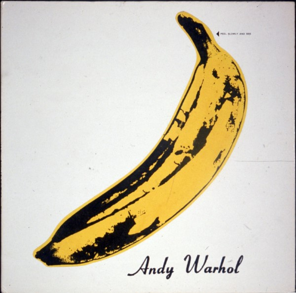 Banana - TOP 10 MOST FAMOUS WORKS BY ANDY WARHOL