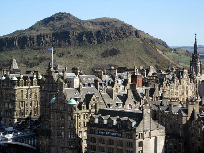 Edinburgh - TOP 10 LARGEST CITIES IN THE UNITED KINGDOM , ENGLAND MEASURED BY THE MOST POPULATION
