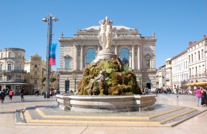 Montpellier - TOP 10 LARGEST CITIES IN FRANCE MEASURED BY POPULATION