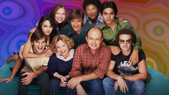 That 70s show - TOP 10 BEST AMERICAN SITCOMS EVER