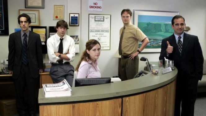 The Office - TOP 10 BEST AMERICAN SITCOMS EVER