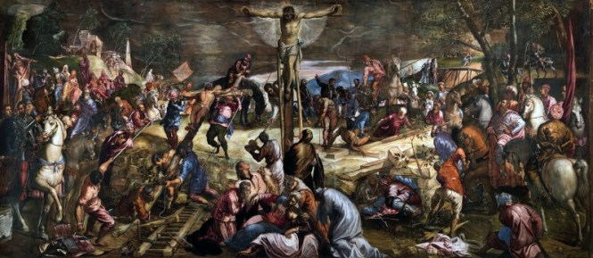 Tintoretto - TOP 10 BEST AND FAMOUS CLASSIC ITALIAN PAINTERS