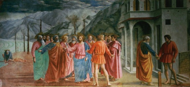 Tommaso Masaccio - TOP 10 BEST AND FAMOUS CLASSIC ITALIAN PAINTERS