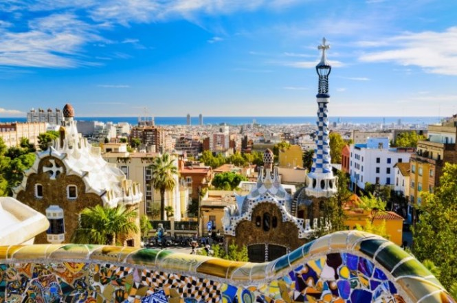 barcelona - TOP 10 MOST ROMANTIC CITIES OF EUROPE