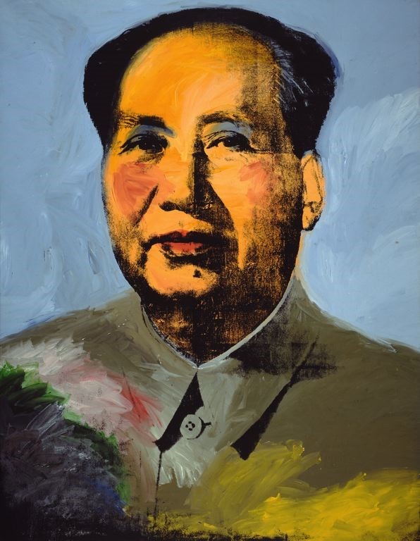 mao - TOP 10 MOST FAMOUS WORKS BY ANDY WARHOL