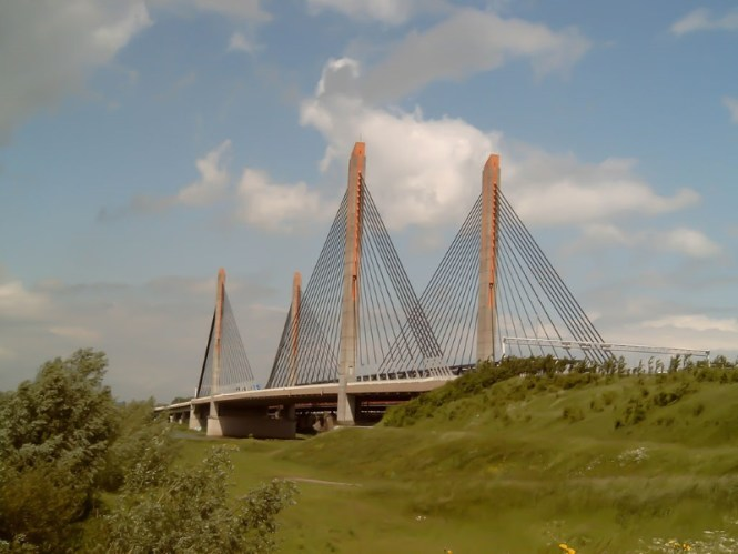 Martinus Nijhoffbrug - TOP 10 MOST FAMOUS BRIDGES IN THE NETHERLANDS
