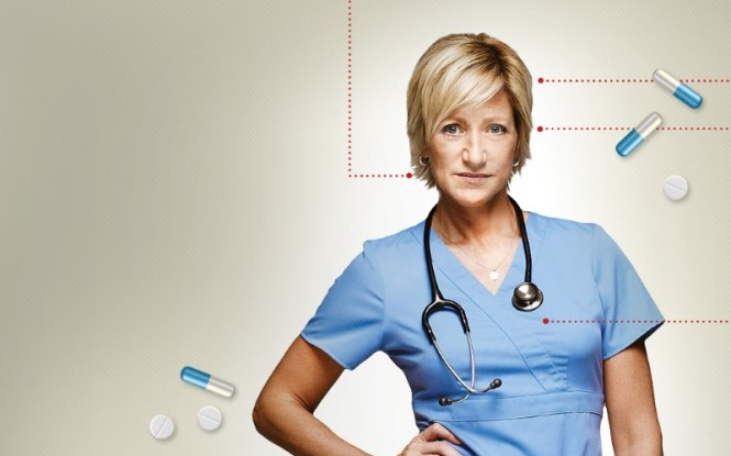 Nurse Jackie - TOP 10 MOST BEAUTIFUL HOSPITAL SERIES