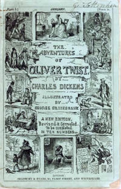 Oliver Twist - TOP 10 BEST WORKS BY CHARLES DICKENS