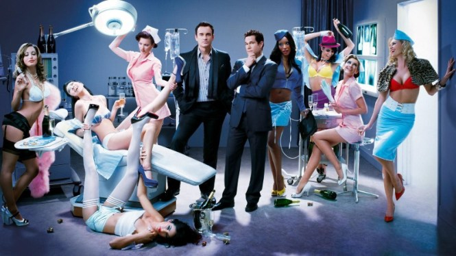 nip tuck - TOP 10 MOST BEAUTIFUL HOSPITAL SERIES