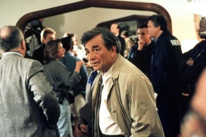 Columbo - TOP 10 BEST POLICE AND CRIME SERIES EVER