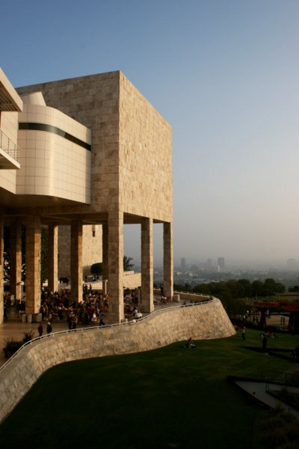 Getty Center - TOP 10 BEST ATTRACTIONS IN LOS ANGELES