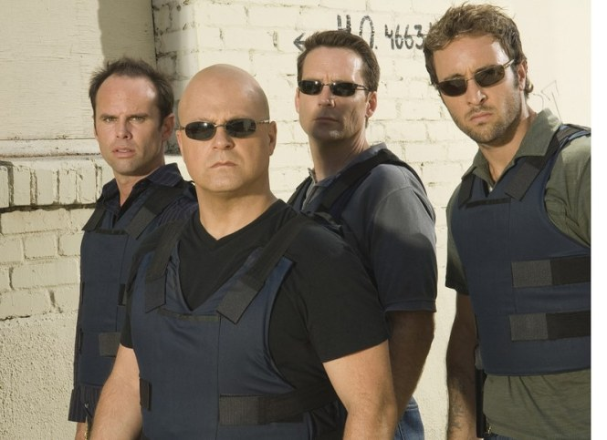 The Shield - TOP 10 BEST POLICE AND CRIME SERIES EVER