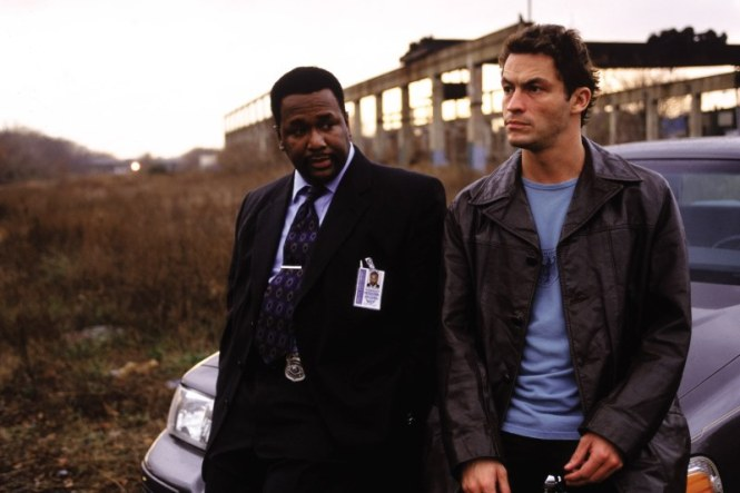 The Wire - TOP 10 BEST POLICE AND CRIME SERIES EVER