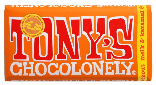 Tony%E2%80%99s Chocolonely Melk Caramel Zeezout - TOP 10 BEST CHOCOLATE BARS IN THE WORLD