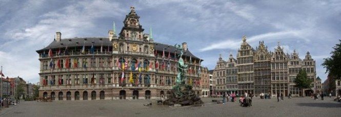 antwerpen - TOP 10 FUN CITY TRIPS TO BELGIUM