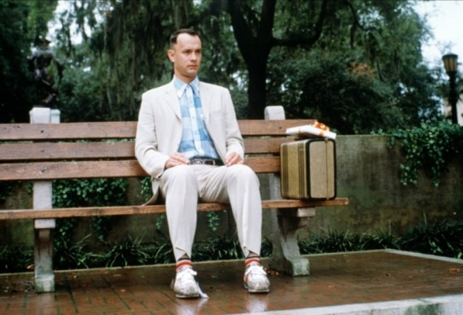 forest gump - TOP 10 BEST TOM HANKS MOVIES