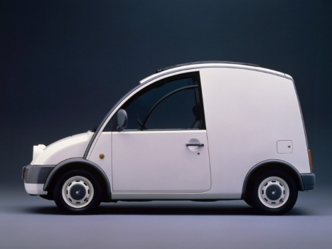 Nissan S Cargo - TOP 10 STRANGEST CARS EVER CREATED