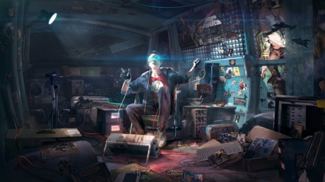 Ready Player One - TOP 10 MOVIES 2018 TO LOOK FORWARD TO