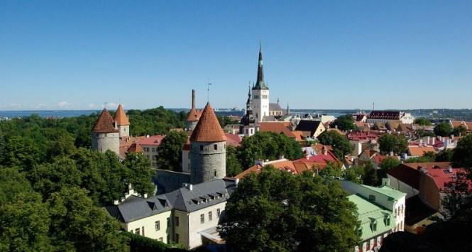 Tallinn - TOP 10 MOST COLDEST CITIES OF EUROPE