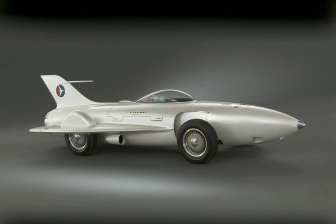 firebird1 - TOP 10 STRANGEST CARS EVER CREATED
