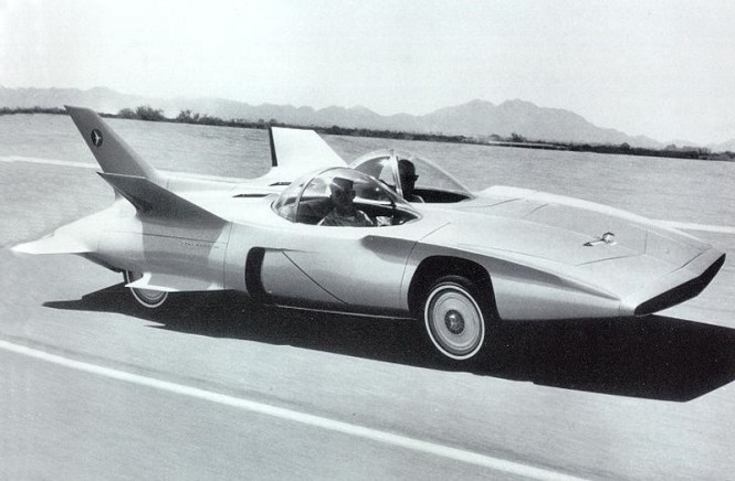 firebird3 - TOP 10 STRANGEST CARS EVER CREATED