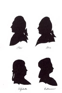 silhouette - Top 10 Words that are named after real People