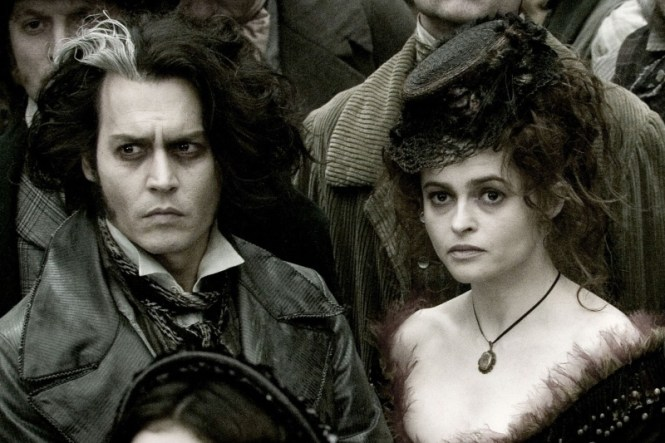 Sweeney Todd - TOP 10 BEST JOHNNY DEPP MOVIES