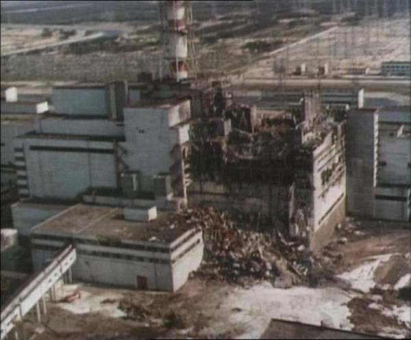 Tsjernobyl - TOP 10 BIGGEST NUCLEAR DISASTERS IN HISTORY