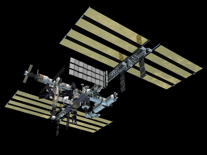 iss - TOP 10 OBJECTS IN SPACE , WICH YOU CAN SEE WITH YOUR NAKED EYES PLANETS AND THE STARS